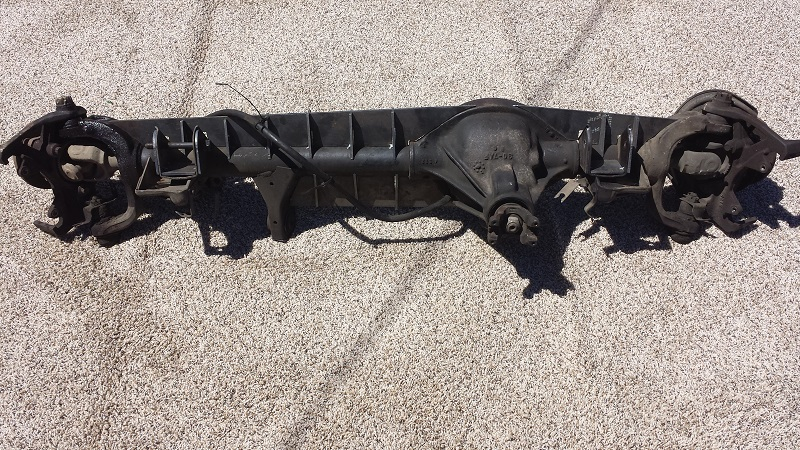 dana 30 upper truss XJ / MJ